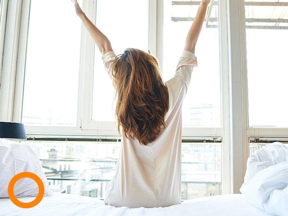 Het belang van goede slaap + slaaptips