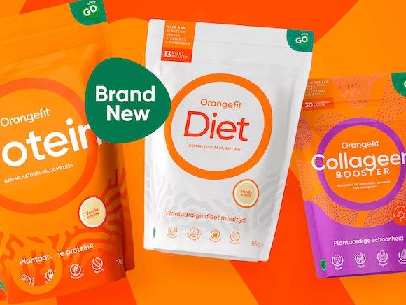 Orangefit viert vijfjarig bestaan met 100% recyclebare verpakkingen