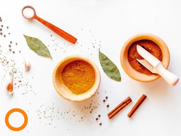 De kracht van kruiden en specerijen