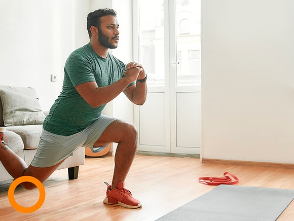 7 home workouts om in beweging te blijven