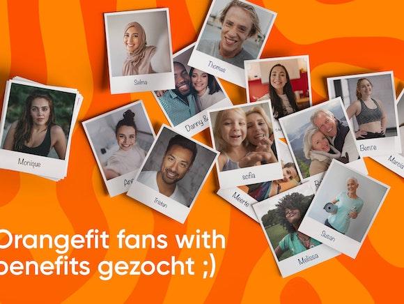Gezocht: fans with benefits!