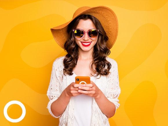 Mag Orangefit mee op vakantie of 't vliegtuig in?